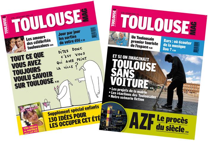 Et avant l'Atelier le Pressoir ? Toulouse Mag