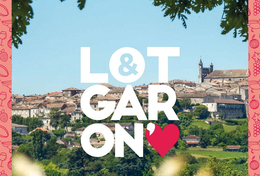 Rédaction du magazine de destination 2019 du Lot-et-Garonne