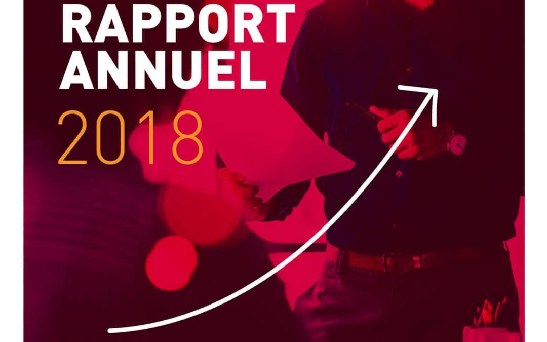 Rédaction du rapport d'activité 2018 de la CCI des Landes