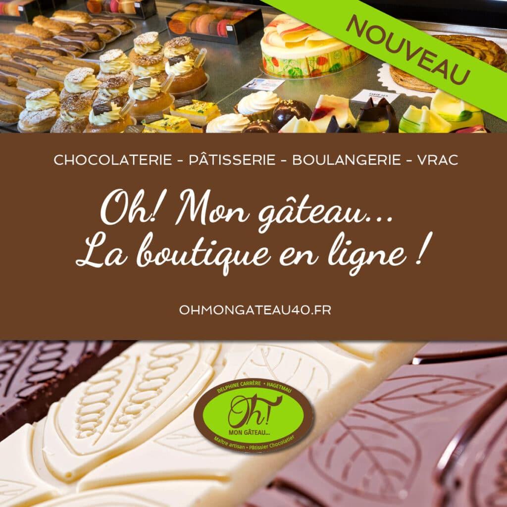 création site internet marchand - boutique en ligne - Landes