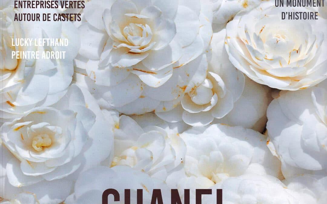 Contribution au magazine Côté Landes