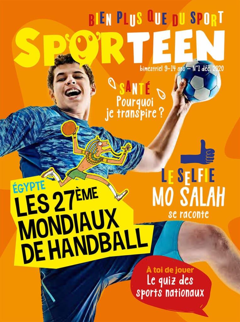 Sporteen Mag - Numéro 1 - Décembre 2020