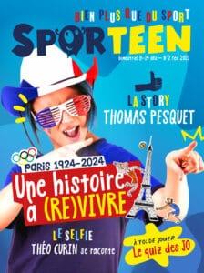 Sporteen Mag : presse jeunesse sport - n°2 février 2021
